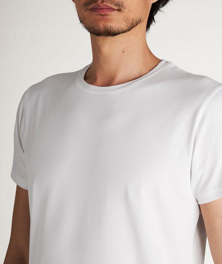Stretch Crew-Neck T-Shirt image 2