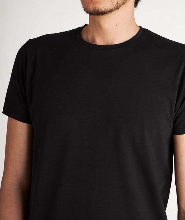 Stretch Crew-Neck T-Shirt picture 3