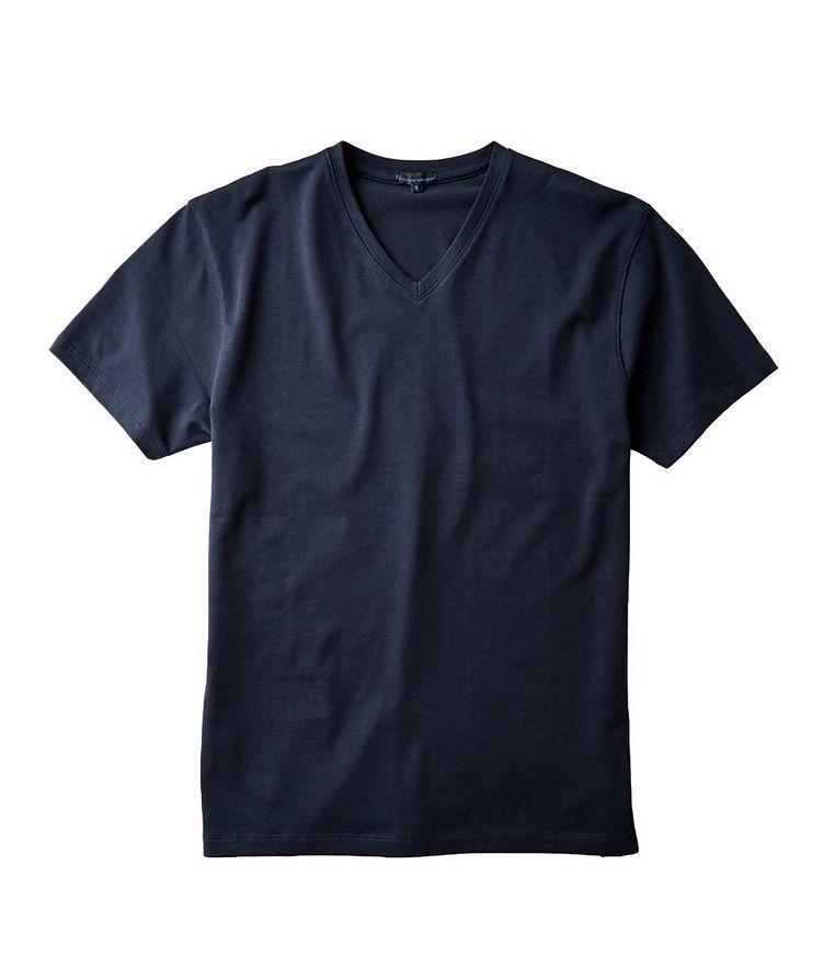 Stretch Cotton T-Shirt image 1