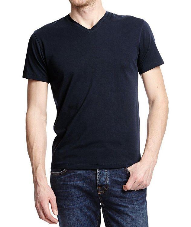 Stretch Cotton T-Shirt picture 1