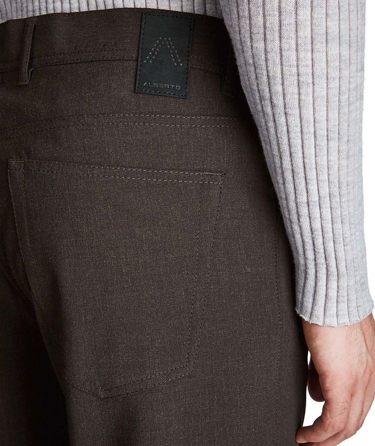 Pantalon à cinq poches image 2