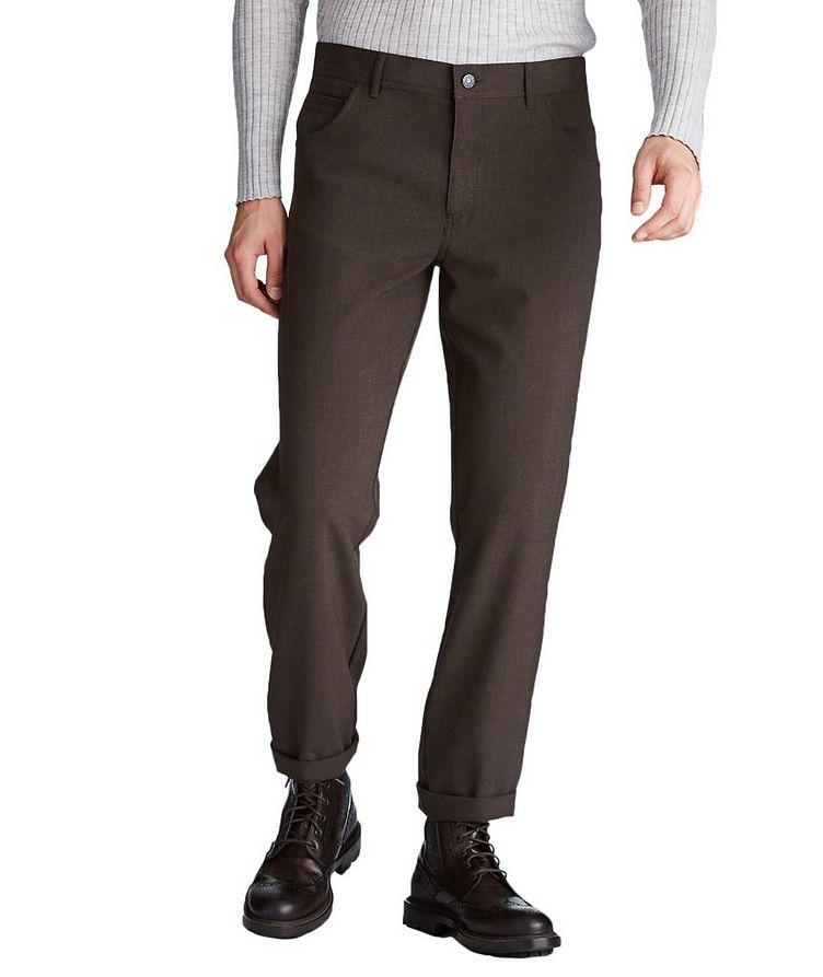 Pantalon à cinq poches image 0