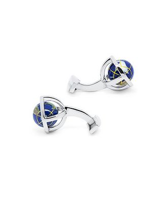 Tateossian London Globe Cufflinks