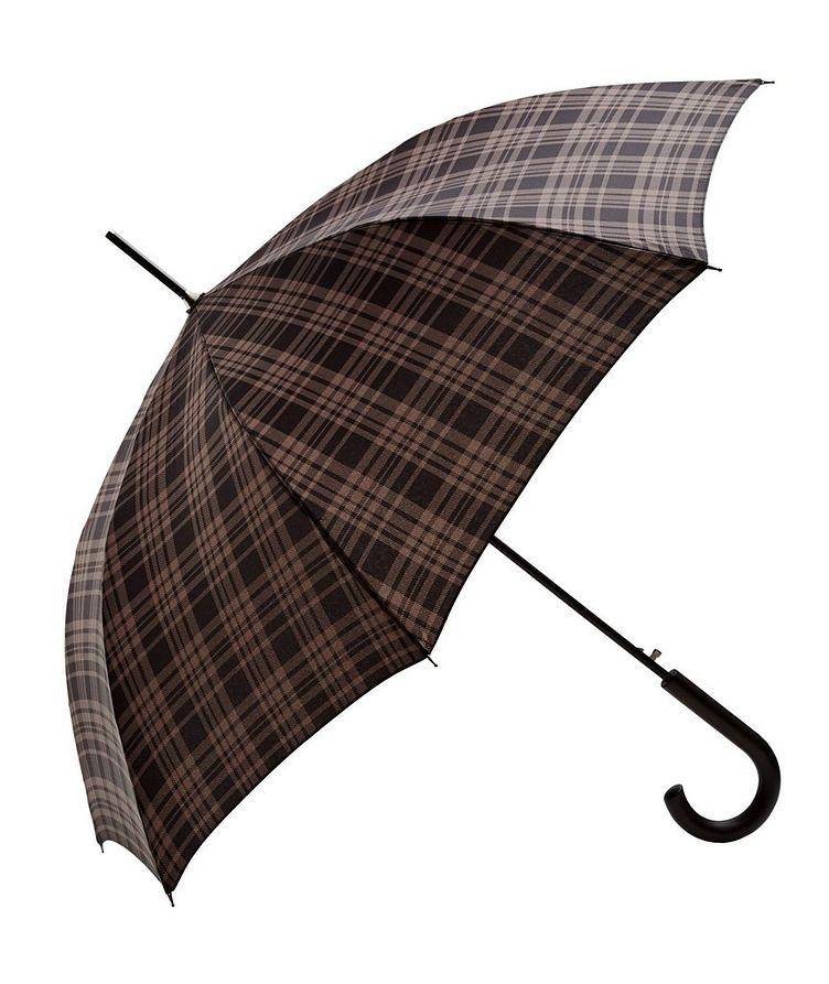 Check Walking Umbrella image 1