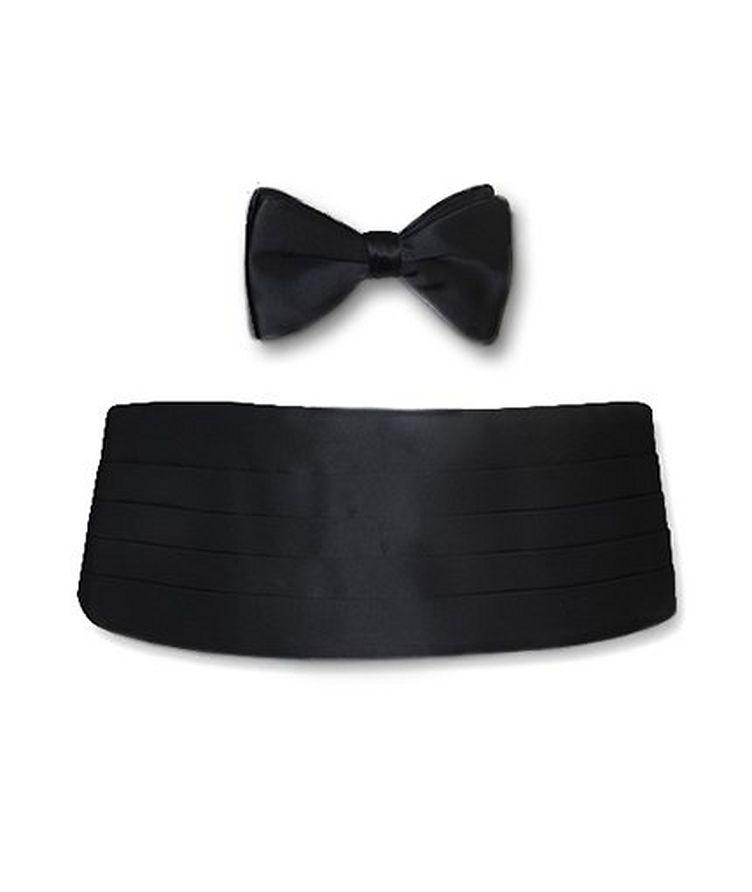Cummerbund and Bow Tie Set image 0