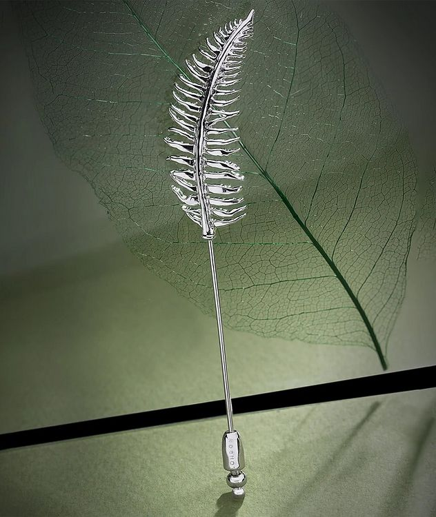 Fern Tie Pin picture 3