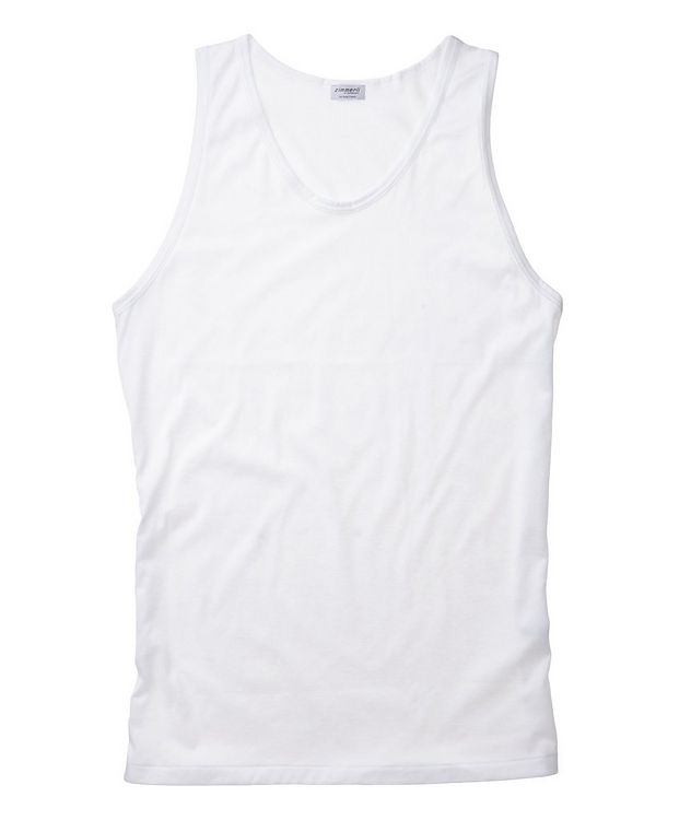 252 Royal Classic Cotton Tank Top picture 1