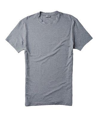 Zimmerli T-shirt en jersey, modèle 700 Pureness