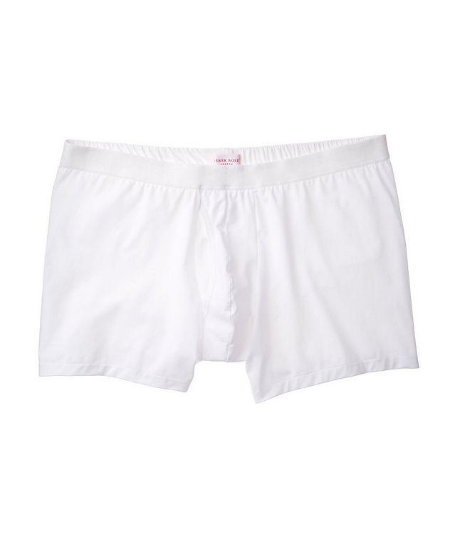 Stretch Cotton Boxers picture 1