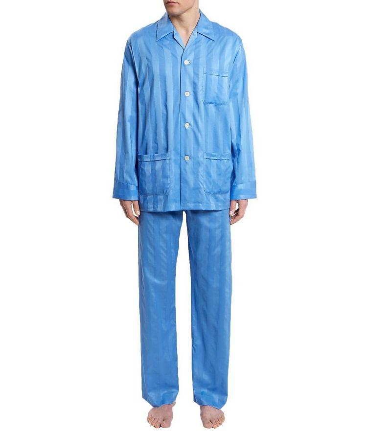Lingfield Cotton Pyjamas image 3