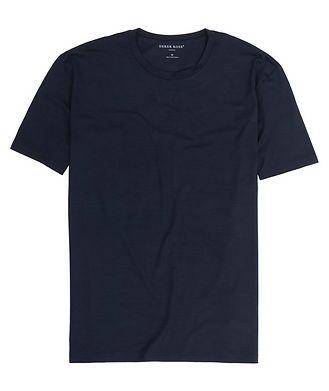 Derek Rose T-shirt en modal, modèle Basel