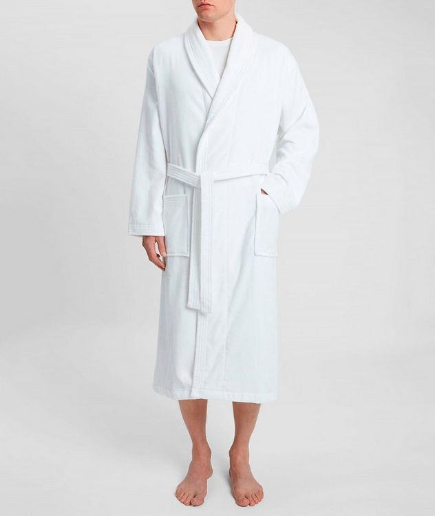 Cotton Velour Robe picture 4