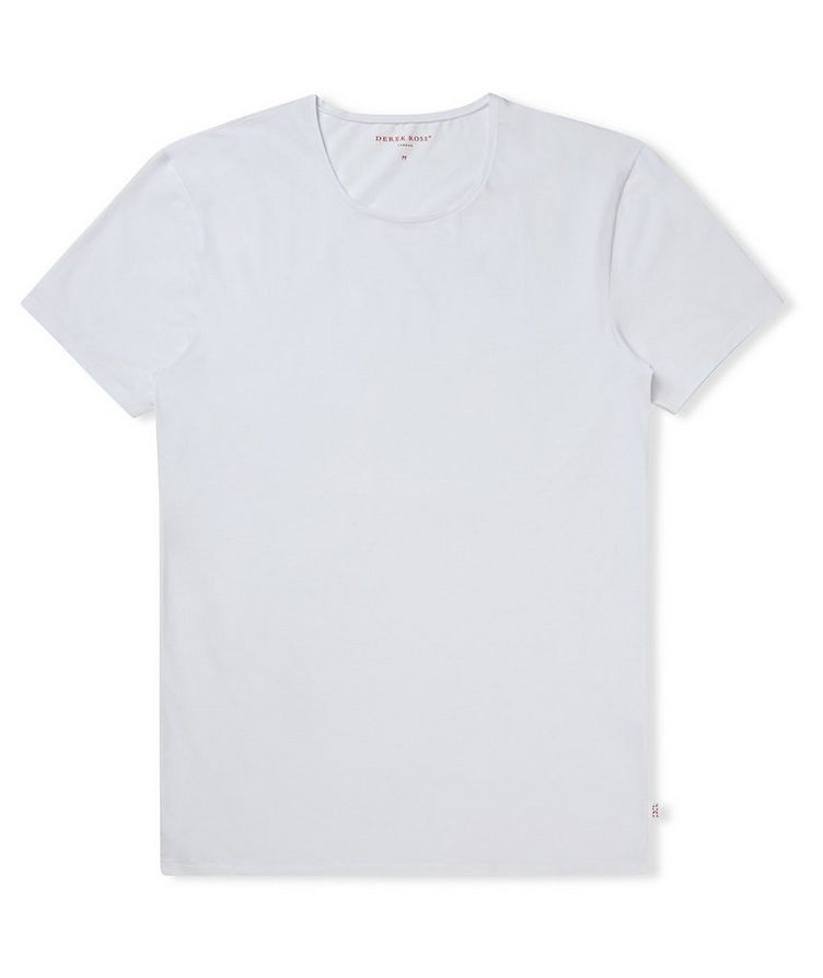 Jack Stretch Cotton T-Shirt image 0