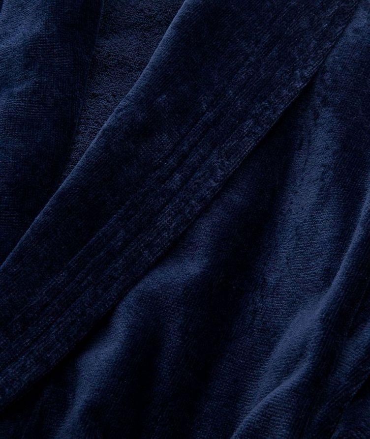 Cotton Velour Robe image 1