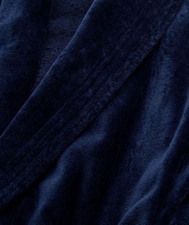 Cotton Velour Robe picture 2