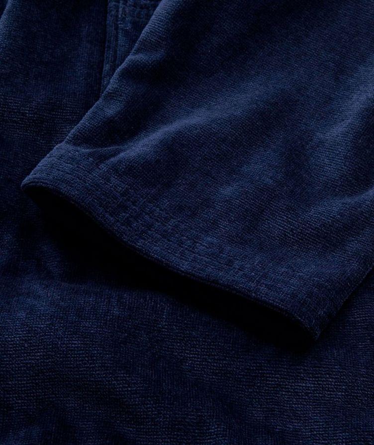 Cotton Velour Robe image 2