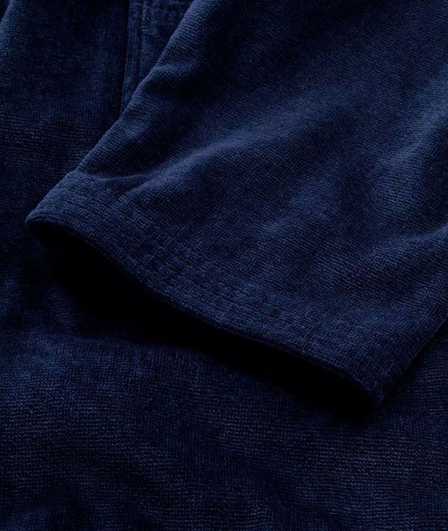Cotton Velour Robe picture 3