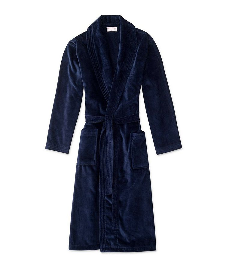 Cotton Velour Robe image 0