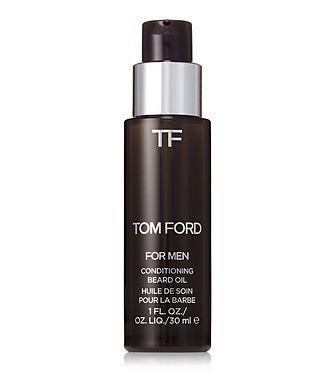 Tom Ford Huile à barbe Oud Wood