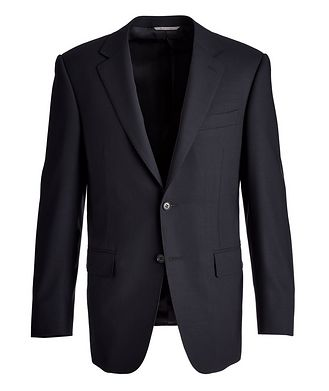 Canali Contemporary Fit Travel Sports Jacket