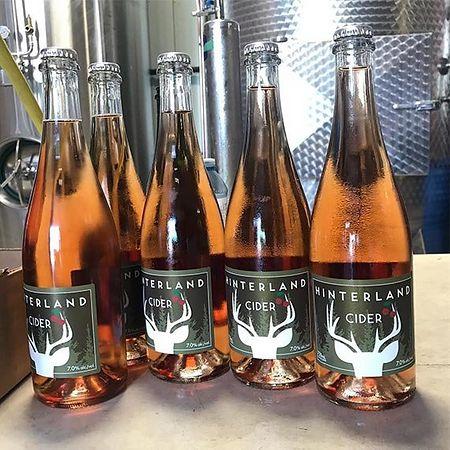 Hinterland Wine Bottles