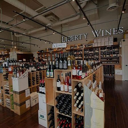 Liberty Wine Merchants store
