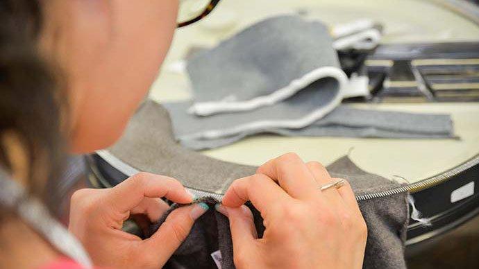 Gran Sasso's handmade production methods