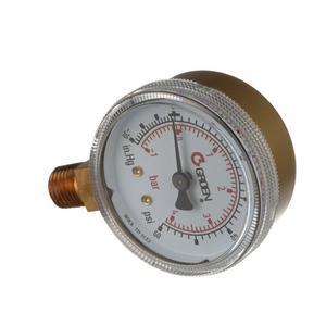 Groen Z099156 Compound Pressure Gauge