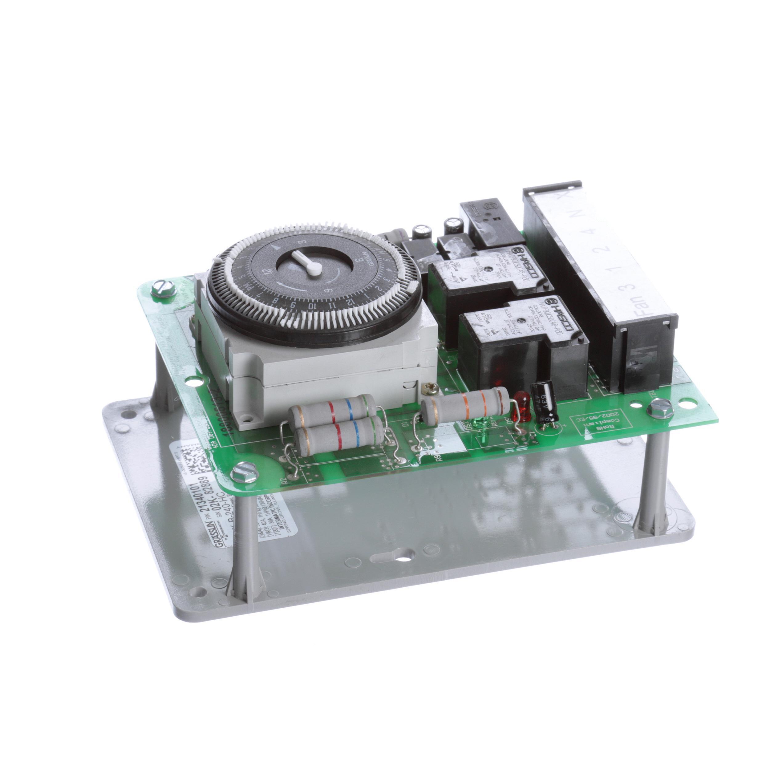 21340101 Timer Wiring Diagram For Defrost Worksheet And Yale Glc Heatcraft 40 Amp 230v 60hz Dtsx240 Part Rh Heritageparts Com