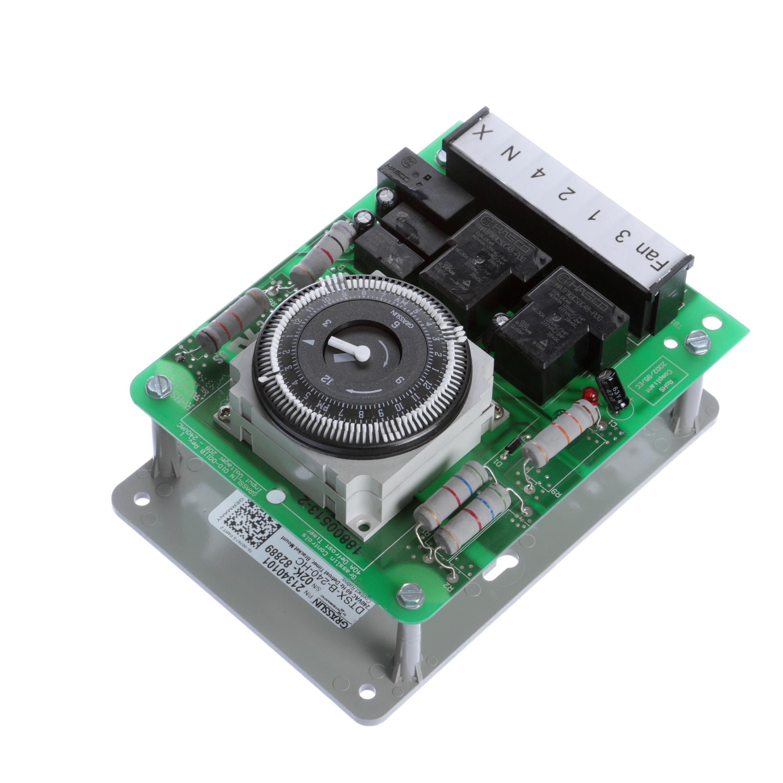 heatcraft defrost timer 40 amp 230v 60hz dtsx240 part 21340101 rh  heritageparts com
