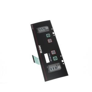 Bunn 29974.0006 Dual Membrane Switch