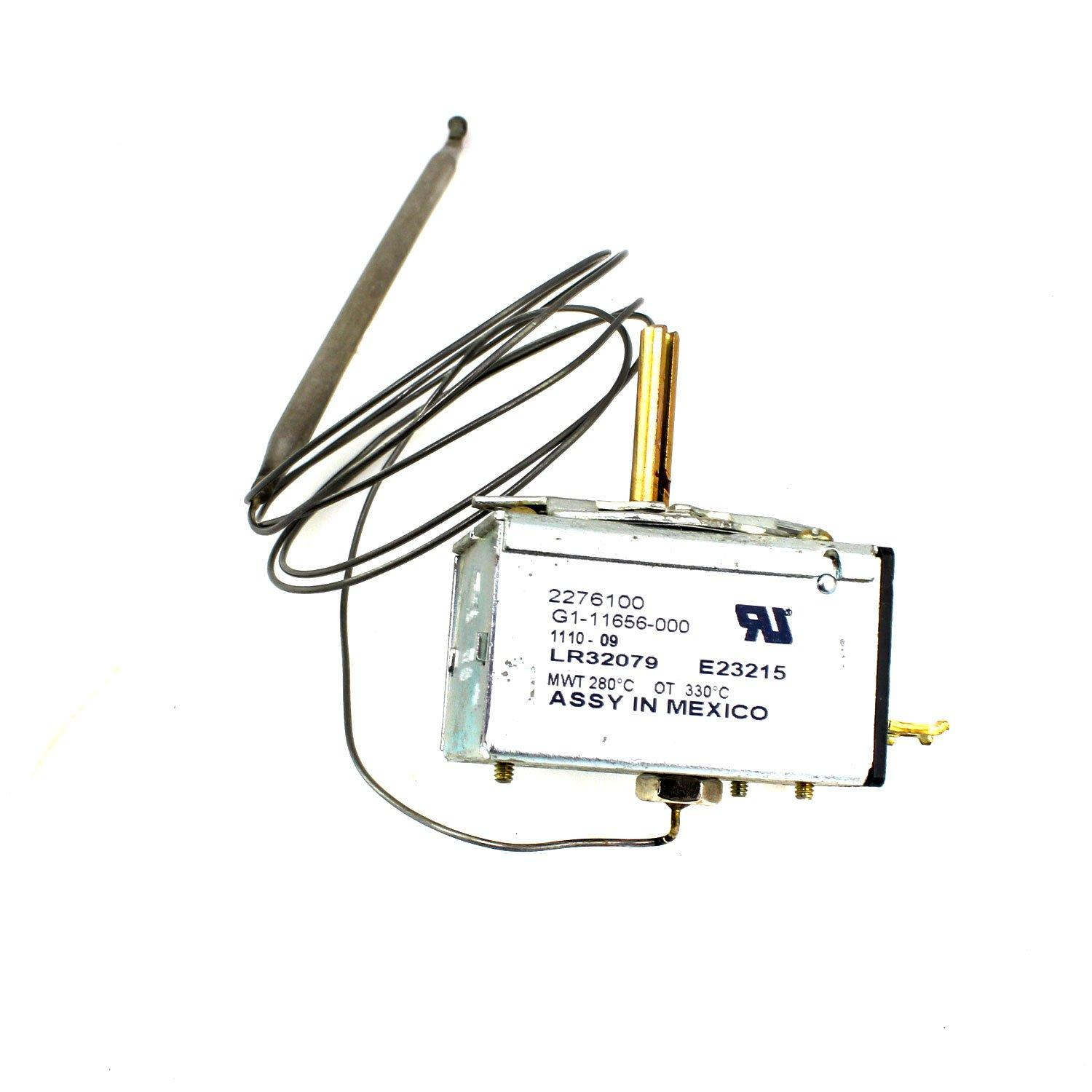 Ranco Thermostat Wiring Diagram G1 Trusted Wire Ac Simple Schema Cleveland Old