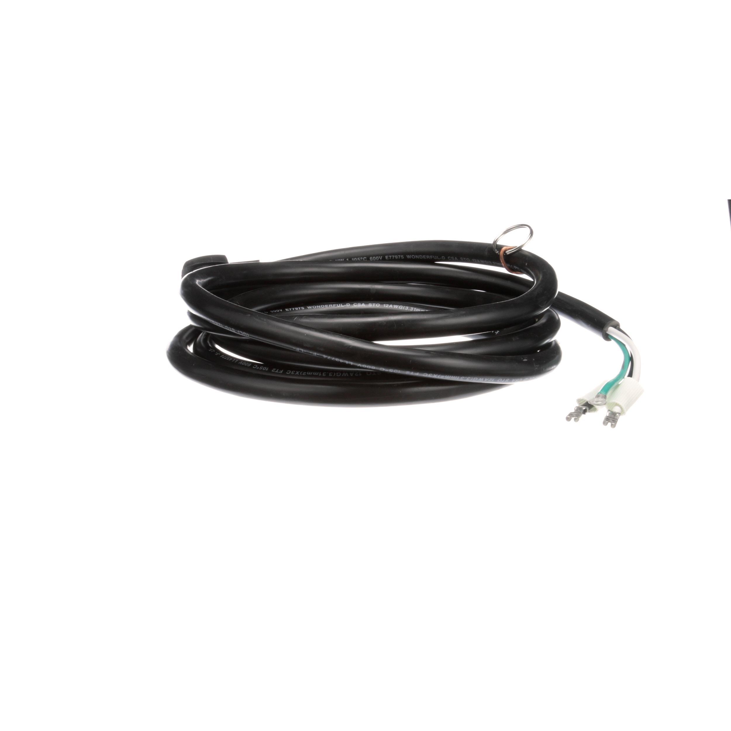 50A 250V Cres Cor 0810-124 Power Supply Cord