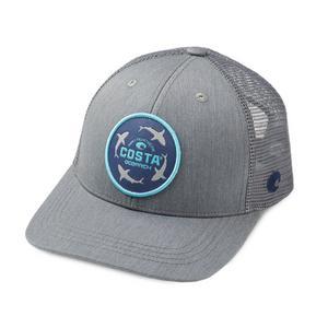 a0f73432 Costa Del Mar OCEARCH Circle Shark Trucker Adjustable Hat ...