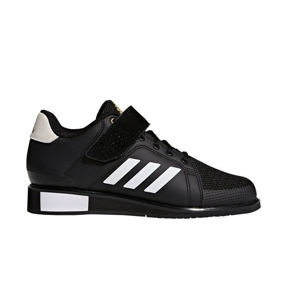 adidas weightlifting shoes black