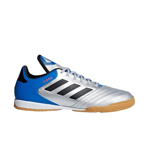 2e70804425f ... canada adidas copa tango 18.3 silver black mens indoor soccer shoe main  container b8872 00382