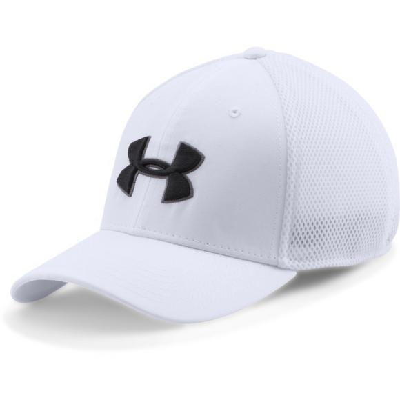 Under Armour Men s Mesh Stretch 2.0 Golf Hat - Main Container Image 1 6e4cd906c24