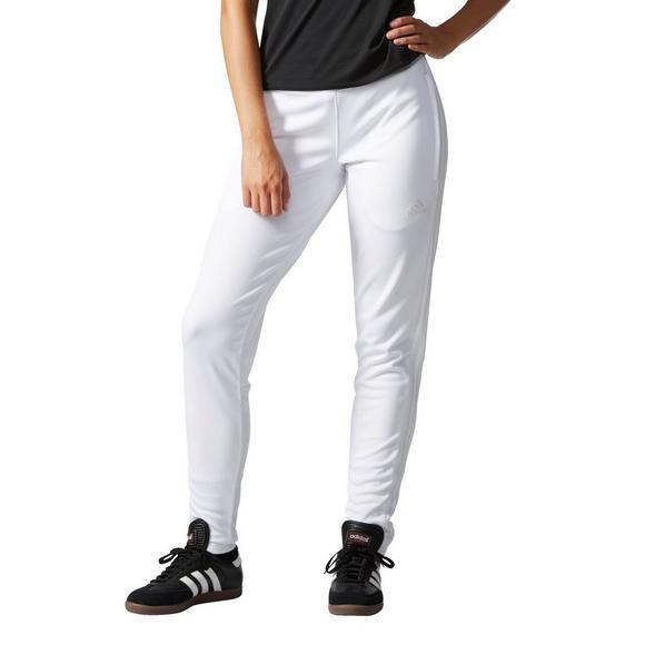 9fdbf5ce219 adidas Women's Tiro 15 Training Pants - White - Main Container Image 1