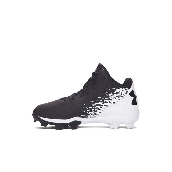 45bbef7363f Under Armour Leadoff Mid RM Preschool Boys  Baseball Cleats - Main  Container Image 2