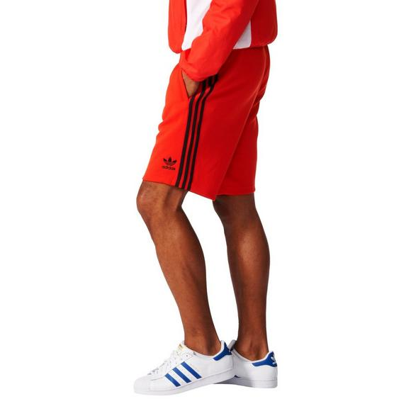 competitive price a28d0 9c5f1 adidas Originals Men's Superstar Shorts - Hibbett US