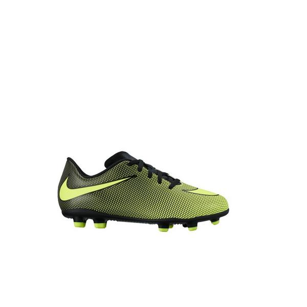 dc1d0372f713 Display product reviews for Nike Bravata II FG -Black Yellow- Preschool  Kids
