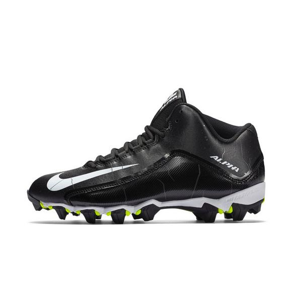 sports shoes 25b70 650f5 Nike Alpha Shark 2 Mid Men s Football Cleats - Main Container Image 2
