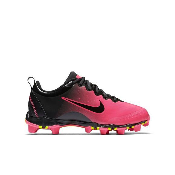 90fe3db6cb9ce0 Nike HyperDiamond 2 Keystone Preschool Kids  Softball Cleats - Main  Container Image 1