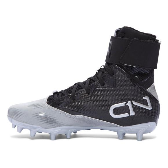 ad445beab Under Armour C1N MC Grade School Kids  Football Cleat - Main Container  Image 2