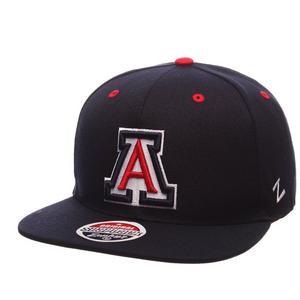 97aa9116b68 Zephyr Arizona Wildcats Z11 Snapback Hat