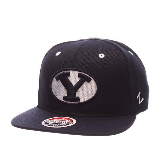 Zephyr BYU Cougars Z11 Snapback Hat - Main Container Image 1 0d5227a97df