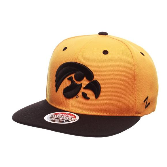 factory price 35318 d2d47 Zephyr Iowa Hawkeyes Z11 Snapback Hat - Main Container Image 1