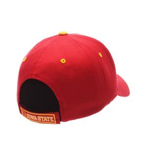 9d55c864438 Zephyr Iowa State Cyclones Competitor Adjustable Hat