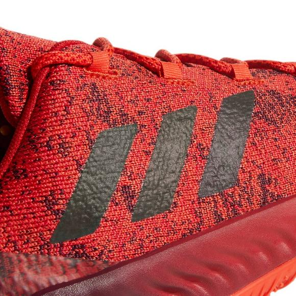 7a4d11d7c86 ... closeout adidas harden b e x red mens basketball shoe main container  ec325 8825c