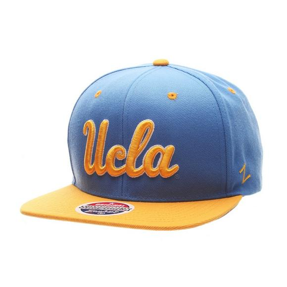 11c6df4d55a Zephyr UCLA Bruins Z11 Snapback Hat - Main Container Image 1